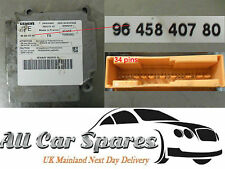 Peugeot 307 - Air Bag / Airbag Control Module / Unit - 9645840780