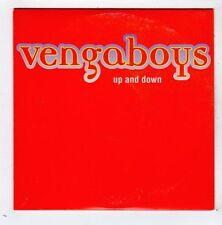 (FZ19) Vengaboys, Up And Down - 1998 DJ CD