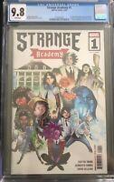 Strange Academy #1 CGC 9.8 • 1st Print. Humberto Ramos • Read Description Below