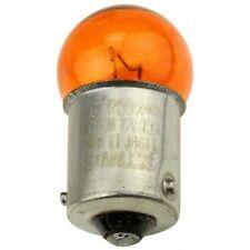 BULB 12V 10W BAU15S ORANGE CAR MOTORCYCLE LIGHT WARNING LAMP INDICATOR BAYONET
