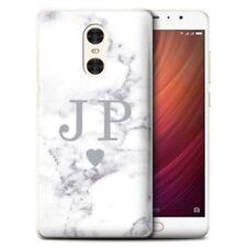 Étuis, housses et coques blancs métalliques pour téléphone mobile et assistant personnel (PDA) Xiaomi