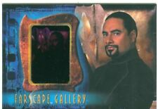 Farscape Season 4 Gallery Chase Card G5 Captain Crais