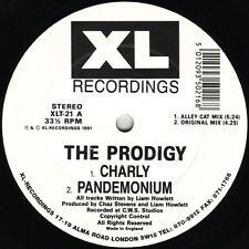 PRODIGY / CHARLY ( Original ! )   Super-Rare Vinyl-Maxi - NEUWARE !!!