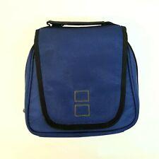 Official Licensed Nintendo DS DSL DSi Travel Bag Large Carry Case Blue + Strap