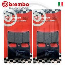 BREMBO CC Per YAMAHA XP T-MAX ABS 500 2009 09 07077+07059 Post Pastiglie Ant