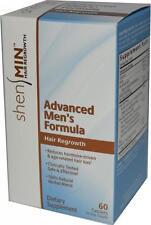 Natrol Shen Min Advanced Men's Formula Tablets 60 Tablets NIB Hair Strengthening