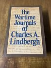 THE WARTIME JOURNALS OF CHARLES A. LINDBERGH 1st Ed 1970 Biography/Illustrated