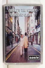 OASIS - (WTS) Morning Glory? > 1995 US 1st  Issue cassette > SEALED