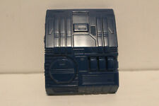 Transformers G1 Fortress Maximus Leg Door VINTAGE Blue Part 1987 Panel