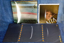 PAUL McCARTNEY / WINGS OVER AMERICA - CAPITOL 11593 - 3 LP SET, POSTER,