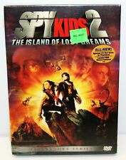 Brand New/Sealed--Spy Kids 2: Island of Lost Dreams (DVD, 2003)--Family Movie