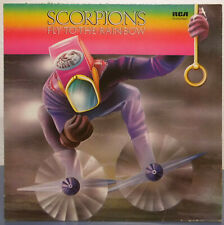 LP Scorpions - Fly To The Rainbow