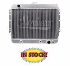 64-67 Chevelle & Malibu All Aluminum Radiator for Automatic Trans - 205195