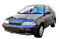 Haubenbra Suzuki Swift Typ EA Car Bra Steinschlagschutz Tuning Autosport