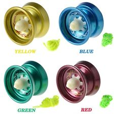 Xmas Gift Aluminum Design Professional YoYo Ball Bearing String Trick Alloy Kids