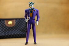 "JLU THE JOKER DC Universe JUSTICE LEAGUE UNLIMITED Mattel 4 1/2"" Figure #MJ09"