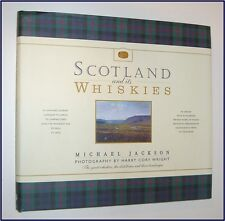 SCOTLAND AND ITS WHISKIES  MICHAEL JACKSON DISTILLERIES GLASCOW ISLAY MULL SKYE