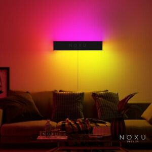Hikare Wall Lamp Wandlampe LED bunt Fernbedienung Design