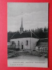CLAIRVAUX  :  Maison Centrale  -  Chapelle Sainte-Anne.