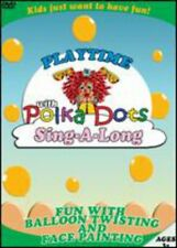 Playtime with Polka-Dots: Sing-A-Long (2006, DVD NEUF)
