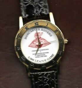 Doncaster Rovers wristwatch commem 3000th game away at Preston North End 1995/6