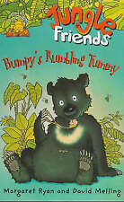 Bumpy's Rumbling Tummy (Jungle Friends - book 4) (My First Read Alone): Bumpy's