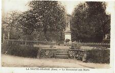 CPA-Carte postale-  France - LA NEUVE GRANGE - Son Monument aux Morts (iv 776)