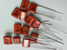 30pcs Metallized Polyester Film Capacitor 0.22uF/250VDC +/-10% -FH