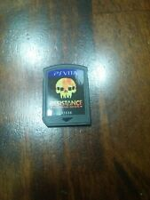 Resistance: Burning Skies (Sony PlayStation Vita, 2012)