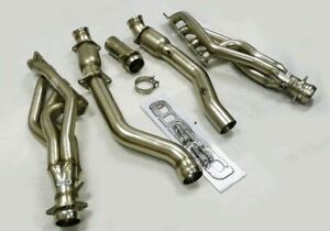 Stainless D-Port Header  For 2012-2019 Jeep Grand Cherokee 6.2L 6.4L by MHP