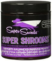 Diggin Super Snouts SUPER SHROOMS Organic Mushroom Immune Health for Dogs 75g