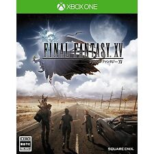 Final Fantasy XV MICROSOFT XBOX ONE   JAPANESE NEW IMPORT