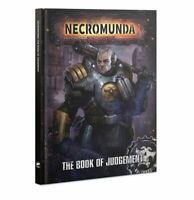 Necromunda The Book of Judgement (Englisch) Games Workshop Underhive rules