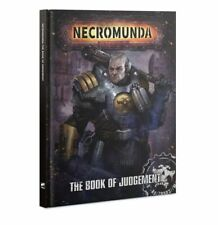 Necromunda the Book of Jugement (anglais) Games workshop underhive Rules