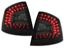 Fanali posteriori LITEC LED Skoda Octavia 1Z Lim. 04-08 nero/fumè-