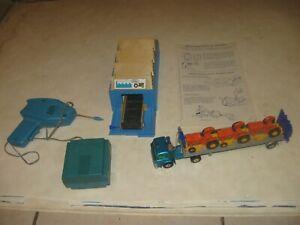 1972 MATCHBOX BIG MX TRACTORS FACTORY WITH DIE-CAST VEHICLES + ACCESSORIES