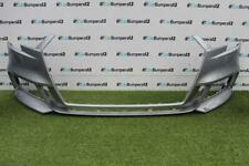 AUDI A3 S3 S LINE HATCHBACK FRONT BUMPER 2016 ON 8V3807437AM GEN PART*O1