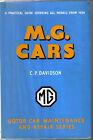 MG Cars Pearson Owners Handbook 1934-58 MGA TA TB TC TD J K L KN N PA PB ZA ZB