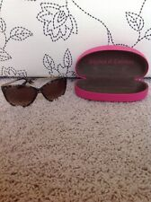 Juicy Couture Tortoise Sunglasses With Case
