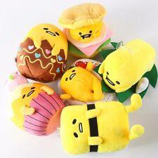 Sanrio Gudetama Lazy Egg Plush Pendant Doll Sushi Hamburge Cute Anime Toy Random