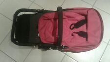 BUGABOO CAMELEON Seat fluorescent pink with hood and handlebar
