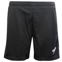 Speedo Mens Cool Max Active Fitness Training Running Shorts Black 80950701 EE67