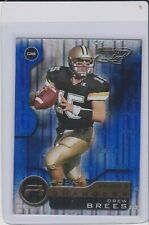 2001 Quantum Leaf #202 Drew Brees San Diego Chargers Rookie RC
