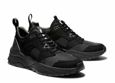 Timberland Mens Tree Racer Mesh Trainers Shoes Sneakers Black TB 0A2NBB015