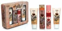 Pride of Hearts Gift Set For Her Hand & Body Lotion Perfume Deodorant Shower Gel