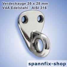 Edelstahl Fenderhalter 2er Pack Paar Fender Lock Kit C 11575-3