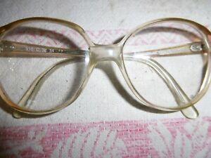 alte große  Brille der 70er Jahre