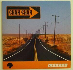MACACO : CHAN CHAN  ♦ SINGLE CD ♦  Ex-Magia Animal, Doctor No, Ojos de Brujo