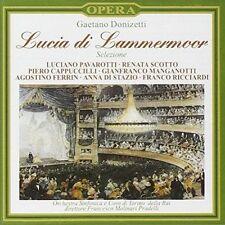 Lucia di Lammermoor Selezione - Donizetti - Pradelli (CD 1997) New/Sealed