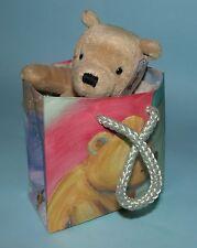 Gund, Disney, Classic Winnie the Pooh, Gift Bag set w tissue, #7999, New, bear
